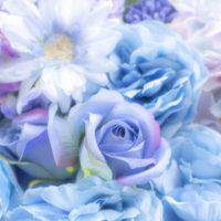 サイ・カラーセラピー ブルー花束